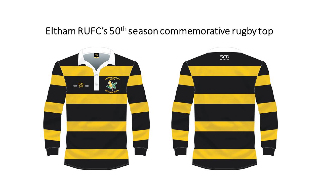 50th Season Commemorative Top