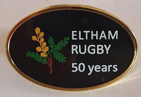 50th Anniversary Club Pin